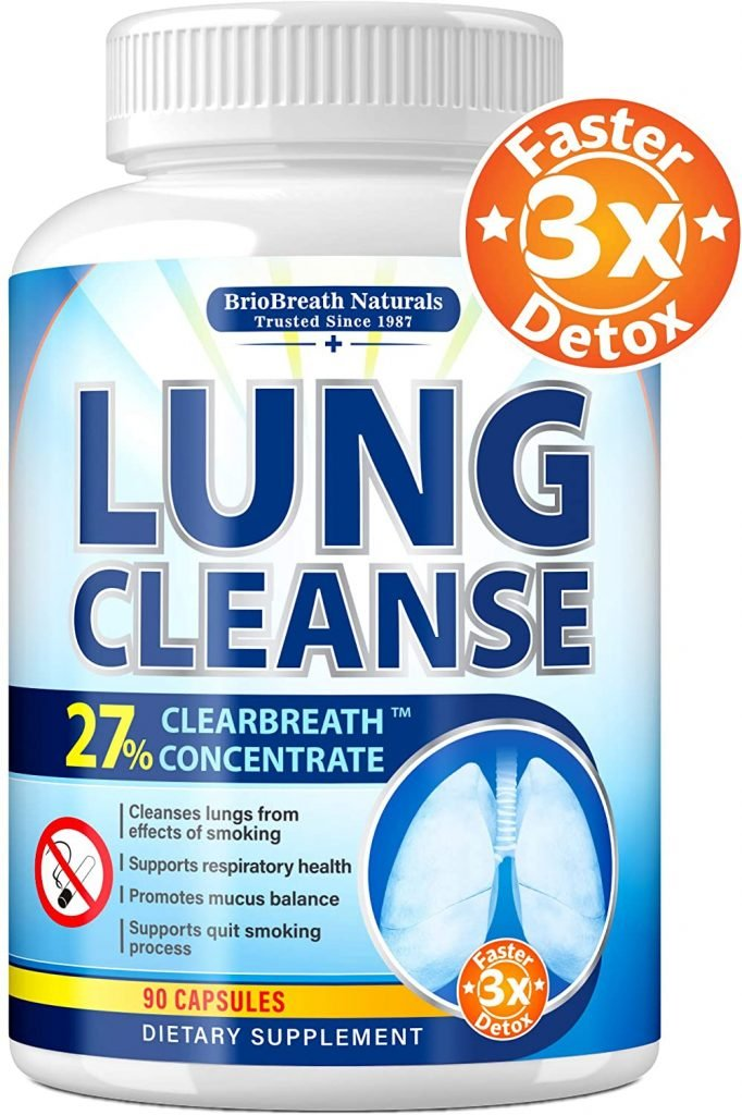 Lung Cleanse - Effective Lung Detox