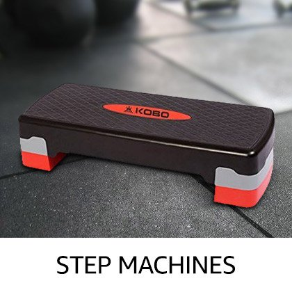step machines for home gym