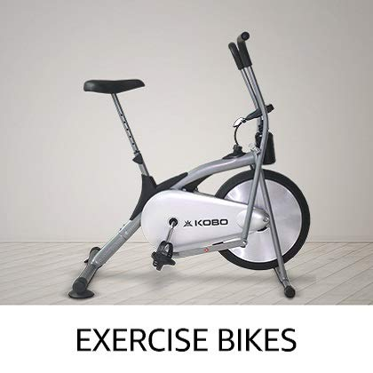exercise & fitness equipment - exercise bikes- for home gym