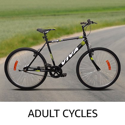 Adult cycles for exercise & fitness